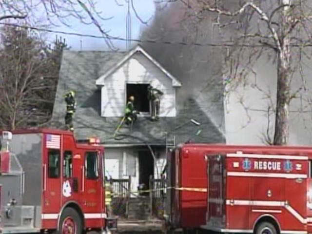 Wheatland House Fire - Tuesday