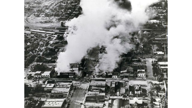 (Clay County Heritage via AP) Spencer, Iowa 1931