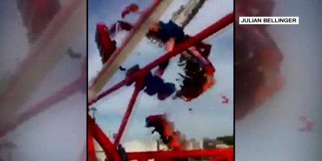 Strates Shows shut down the same ride that caused fatality in Ohio
