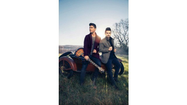 Dan Shay To Perform At Mount Mercy University In Cedar