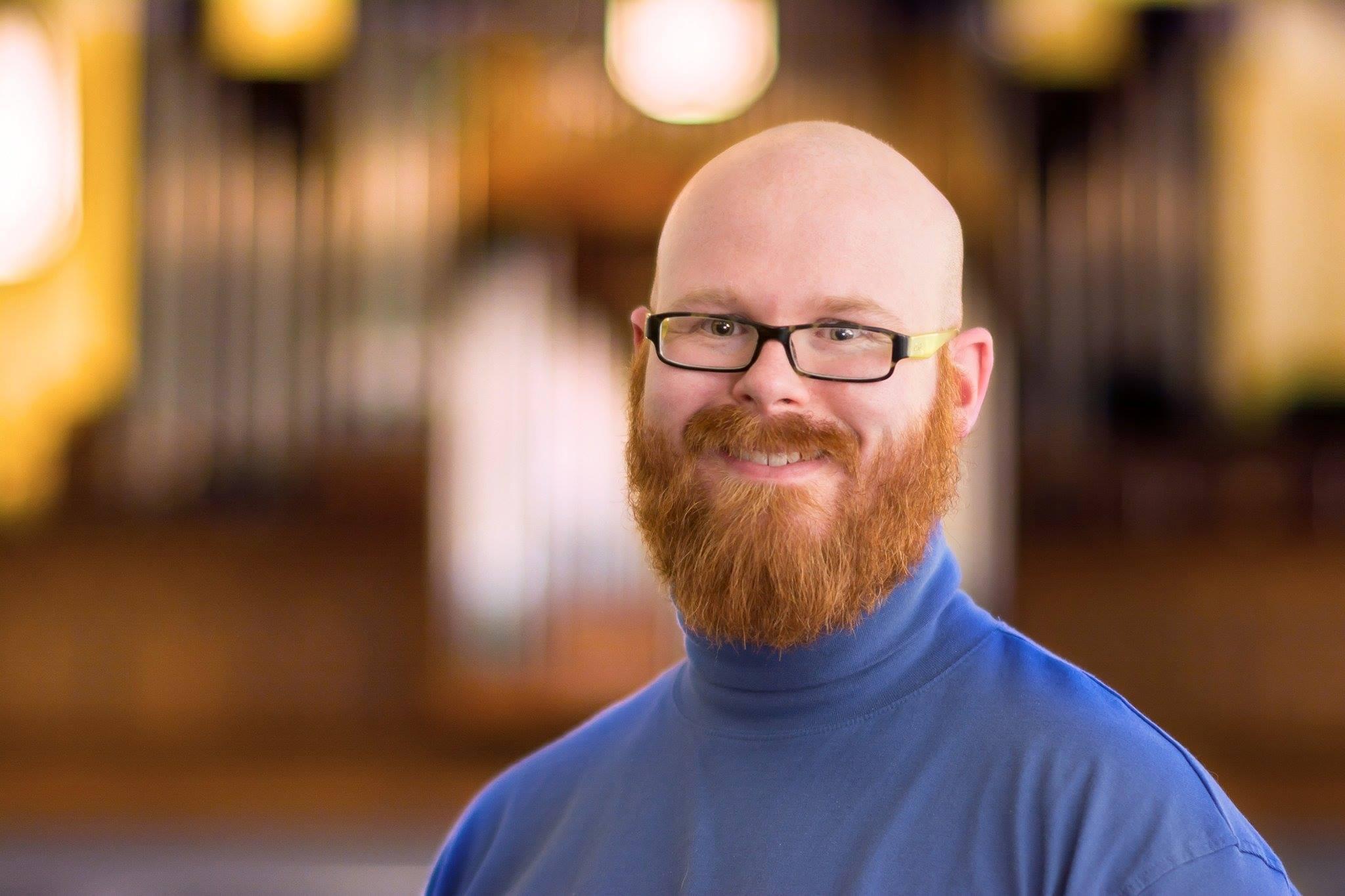 BCCV Artistic Director, Nicholas Klemetson
