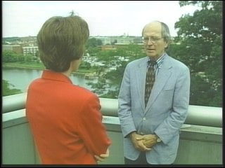 David Baldus in a 1997 interview with KWWL