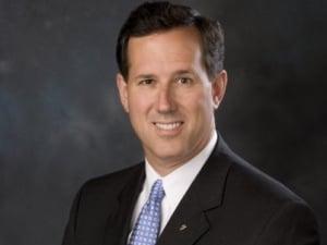 Former Sen. Rick Santorum