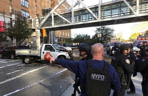 Photo: AP via NYPD