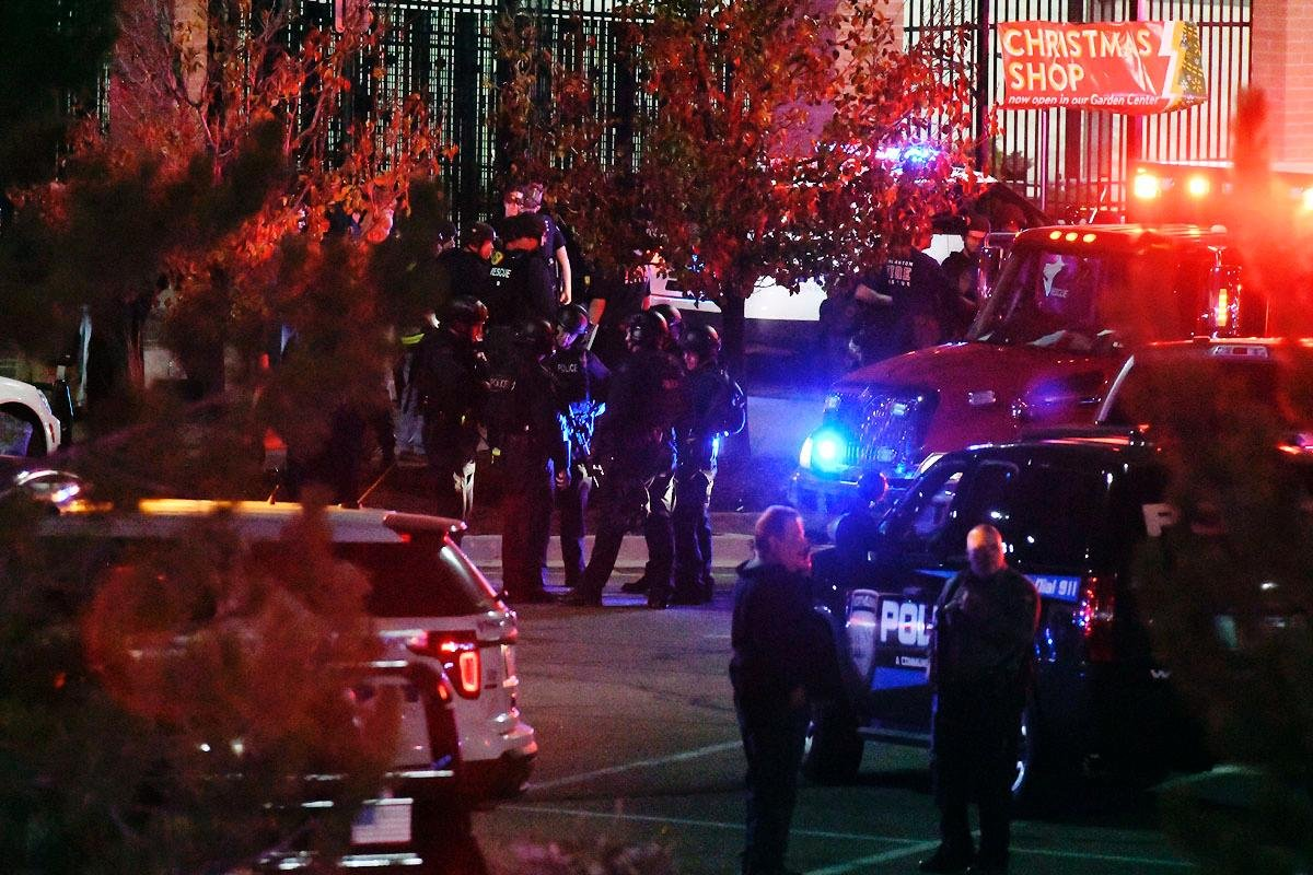 Photo: The Denver Post via AP