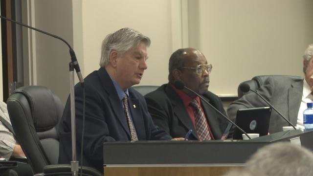 Councilman Tom Lind calls for independent review of convention center sale.