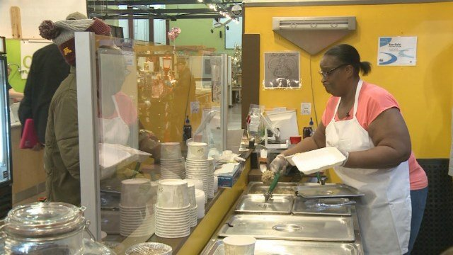 Caleetta Berry opened Just Like Home Soul Food this month inside NewBo City Market
