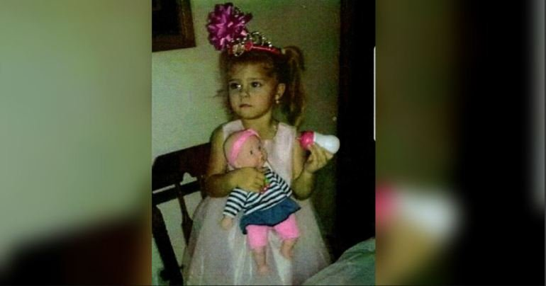 Mother's boyfriend is arrested in connection to disappearance of 3-year-old Mariah Woods and police believe she is dead