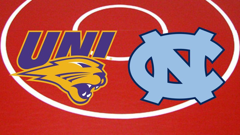 Uni Wrestling Tops Visiting Unc On Criteria 17 16 Kwwl