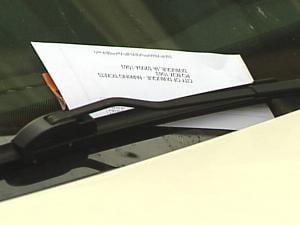 One Dubuque parking ticket for an expired meter costs $7.00 within 30 days, $12 after that.
