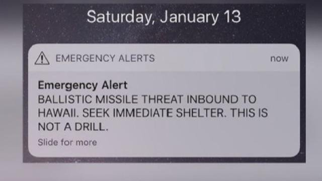 Hawaii's Missile False Alert: