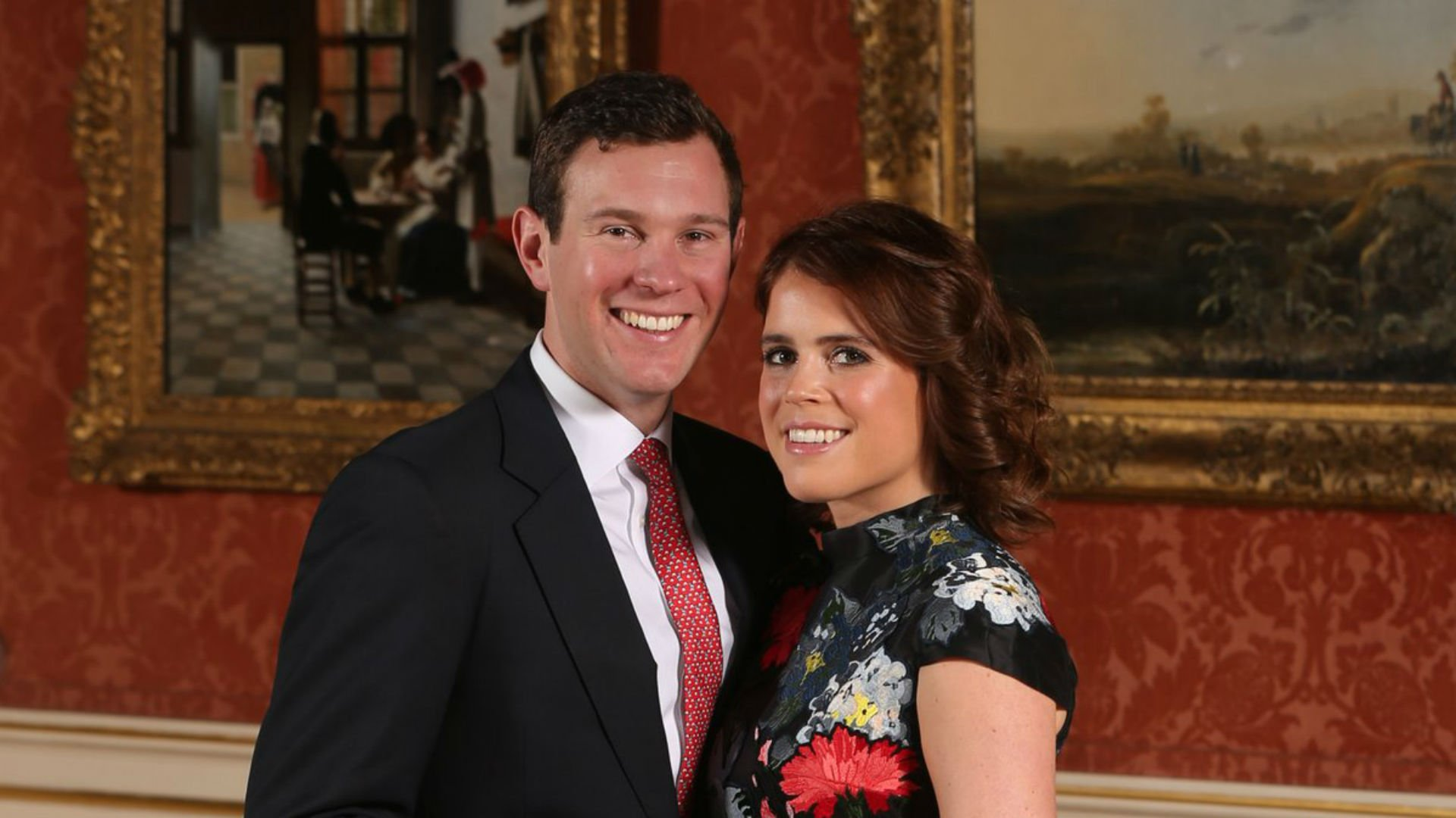 Princess Eugenie of York Engaged to Jack Brooksbank