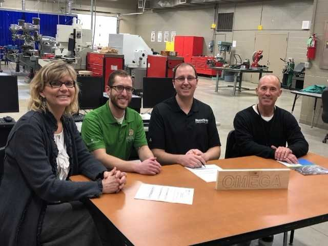 Omega Cabinets To Team Up With Waterloo Schools New