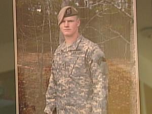 Pfc. Christopher Horns