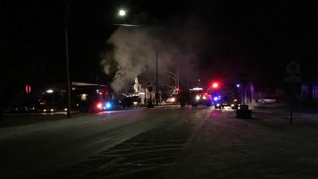 Linn County Area Fire Photography