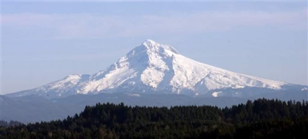 Mount Hood (AP Photo/Rick Bowmer)