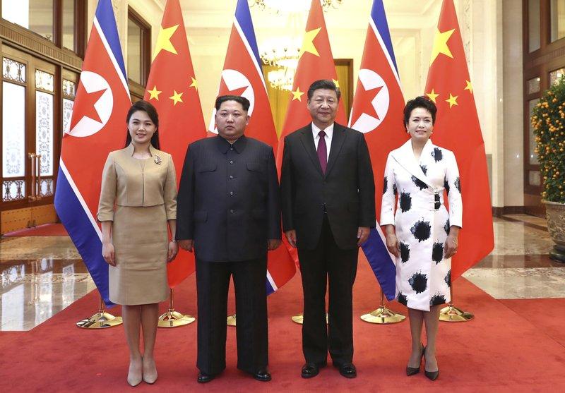 (Ju Peng/Xinhua via AP)