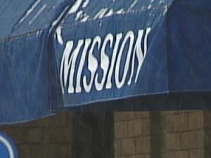 The Dubuque Rescue Mission is filled past capacity