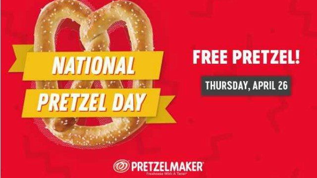 Tampa Bay eateries celebrate National Pretzel Day