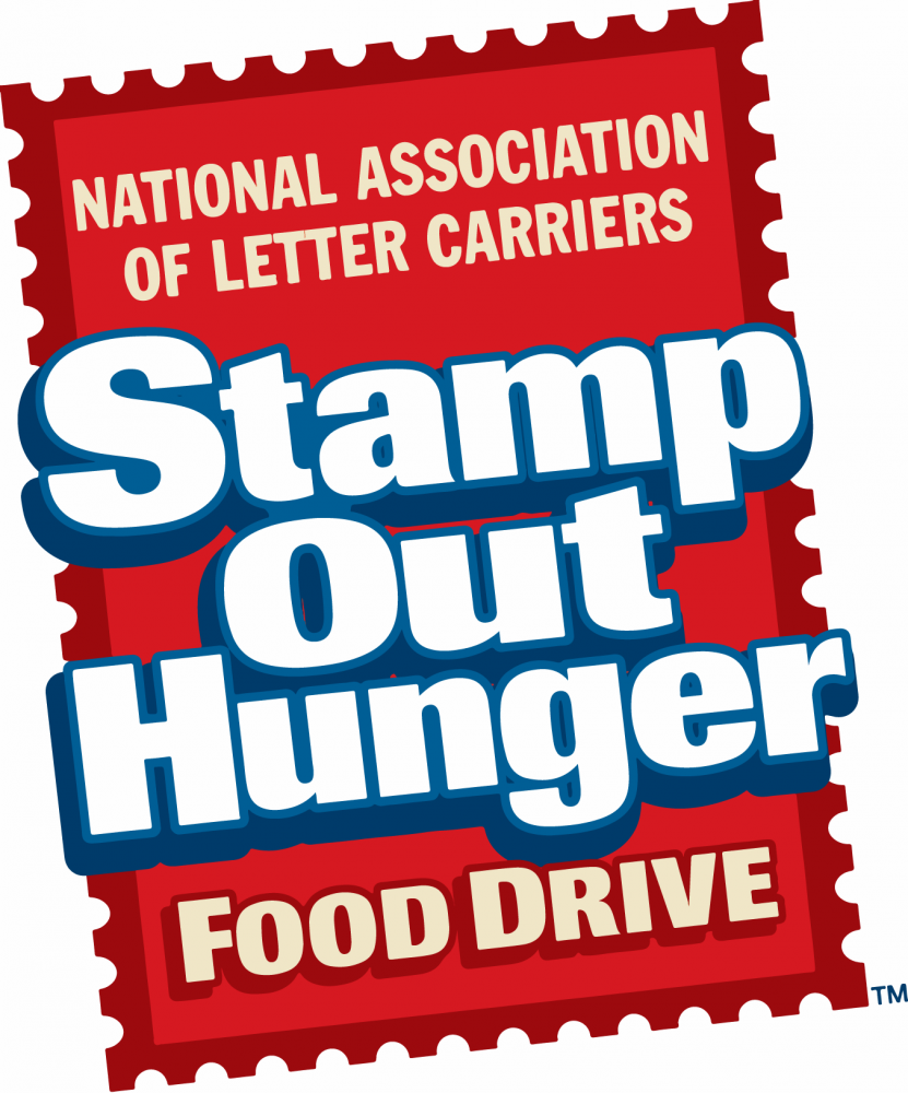 Stamp Out Hunger food donation is Saturday