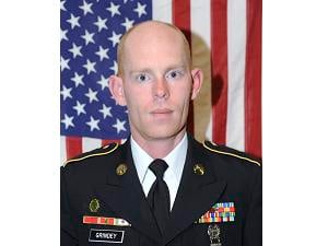 Staff Sgt. Jesse Grindey died March 12 in Afghanistan