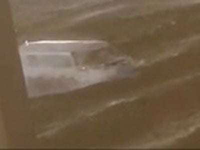 Amateur video/photo captured before boat capsized - via AP