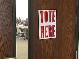 Epworth election officials said more than 150 people had come to vote at that precinct by noon Tuesday.