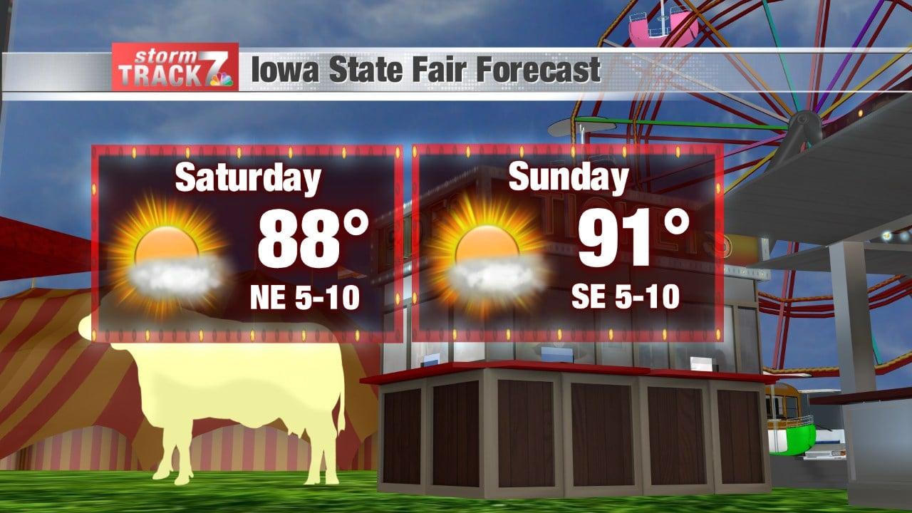 State Fair Forecast