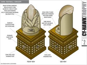 2012 Cy-Hawk Trophy choice # 2
