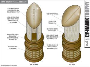 2012 Cy-Hawk Trophy choice #3