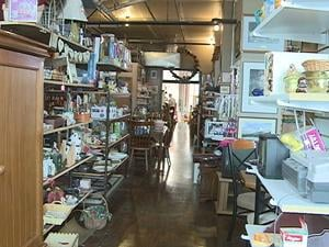 One Dubuque business modeled itself after the popular TV show Storage Wars