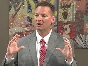 Stan Rheingans is the new superintendent of the Dubuque Community School District.