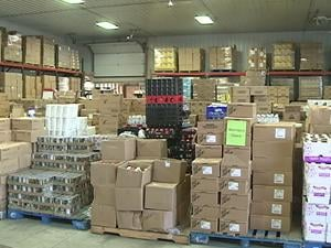 St. Stephen's Food Bank in Dubuque is building a 1,200 square foot expansion to meet growing needs.