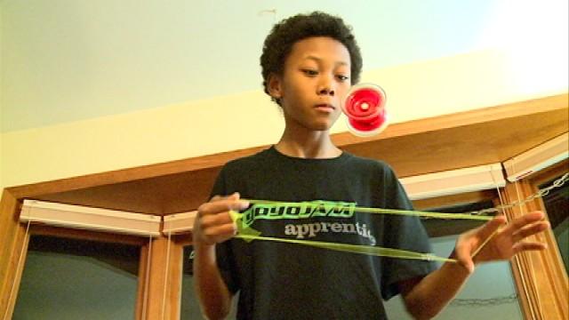 12 year old cedar falls kid is a champion of the yo yo for Champion motors waterloo iowa