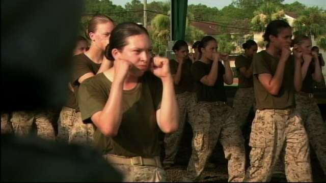 essays on women in the military