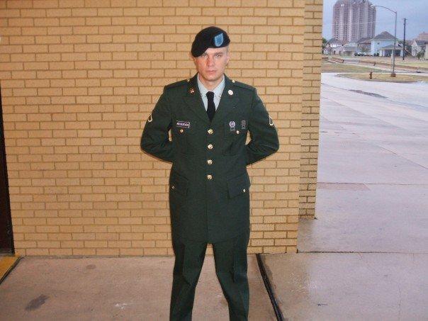 Sgt. Michael Nelsestuen
