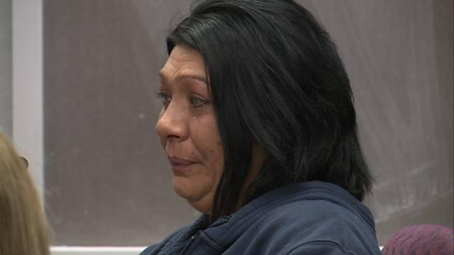 Marlene Buss, shooting victim