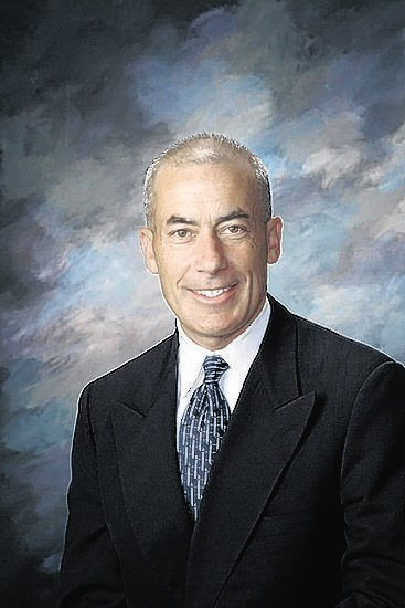 Jim Collins, president of Loras College