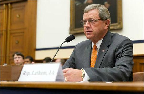 U.S. Rep. Tom Latham