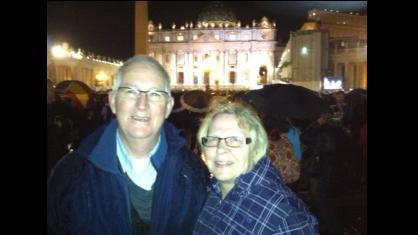 Gary and Kay Gansemer