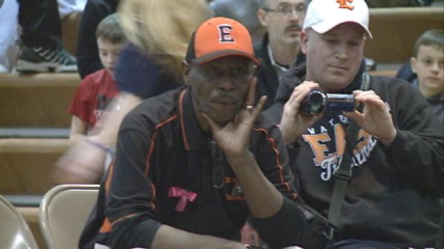 Coach Willie Gadson