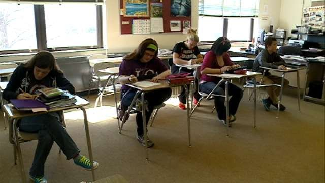 Students at Waverly-Shell Rock