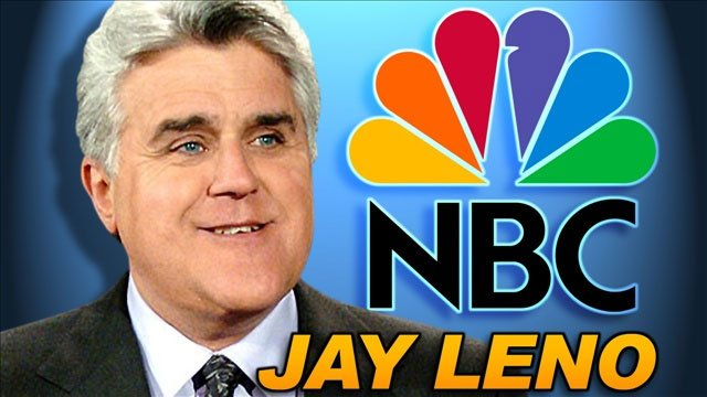 Jay Leno announced he will leave The Tonight Show on April 3