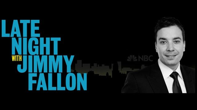 Jimmy Fallon will take over hosting The Tonight Show in 2014
