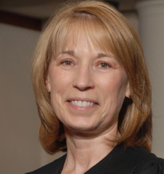 Former Iowa Supreme Court Chief Justice Marsha Ternus