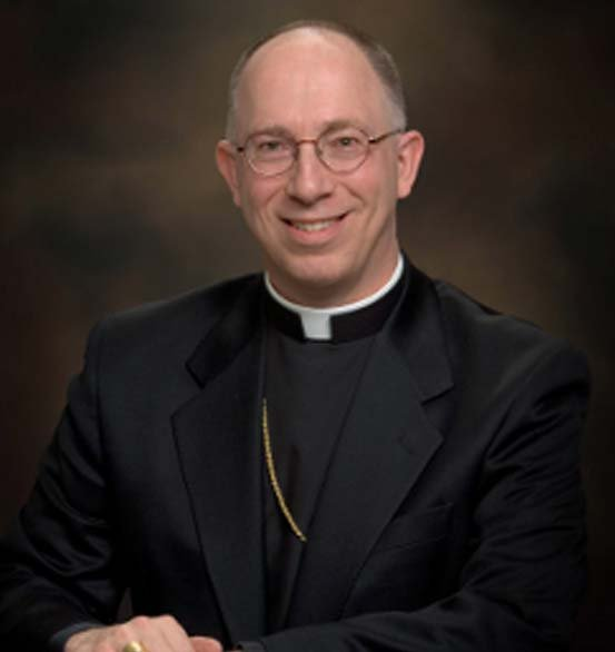 Bishop Michael Jackels (Courtesy: Catholic Diocese of Wichita)
