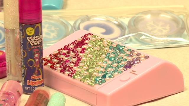Lead can be found in some lip gloss, one eastern Iowa mother found.