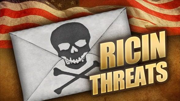 Ricin threats
