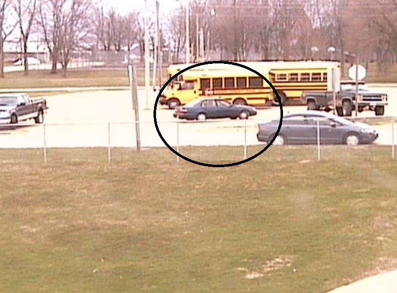 Fennimore, Wis. officials are asking the public's help in identifying this car