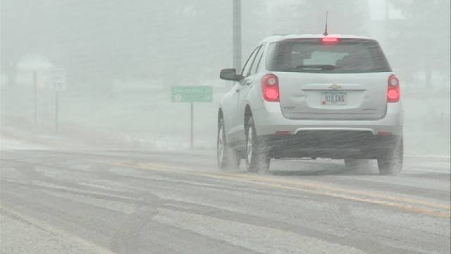 The spring dose of snow is canceling a lot of plans and making it difficult for drivers not expecting to deal with snow this late in the season.